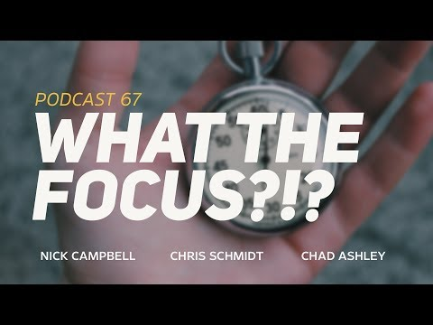 """Greyscalegorilla Podcast Ep. 67: """"What the F*CUS?!"""""""