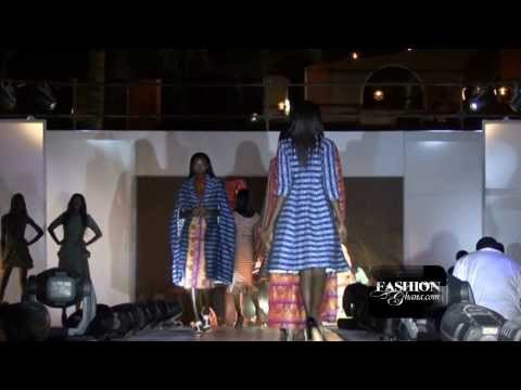 Adama Paris @ Gambia Fashion Night 2013 - Banjul / Gambia