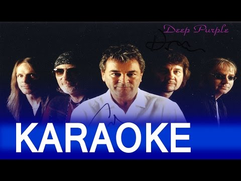 Deep Purple – Smoke On The Water Lyrics Instrumental Karaoke