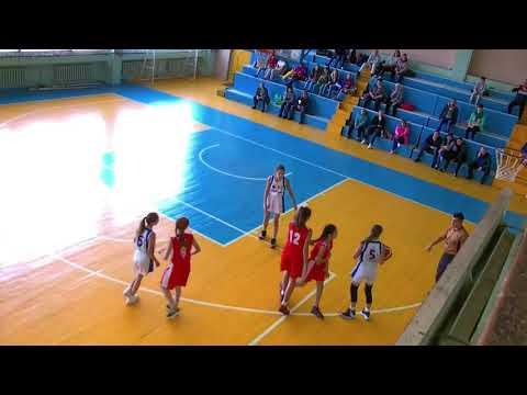 Динамо Москва-Ессентуки баскетбол девочки 2005 года Первенство России 11 11 2017 г.Ессентуки