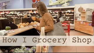 How I Grocery Shop: Meal Planning and HUGE Trader Joe's/ Target Haul