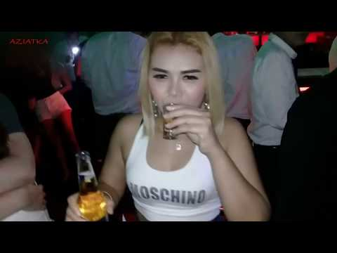 THAILAND NIGHTLIFE | Pattaya Walking Street | Insomnia Nightclub | Thai Girls In My Hotel | Vlog 26