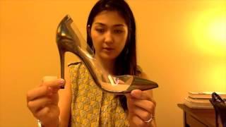 Pt2: MASSIVE designer shoe haul/modeling! Sergio Rossi, Alexander Wang, Gianvito Rossi, Pucci! Thumbnail