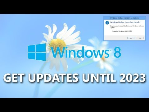 [Tutorial] How To Get Updates For Windows 8.0 RTM From Microsoft Until 2023!