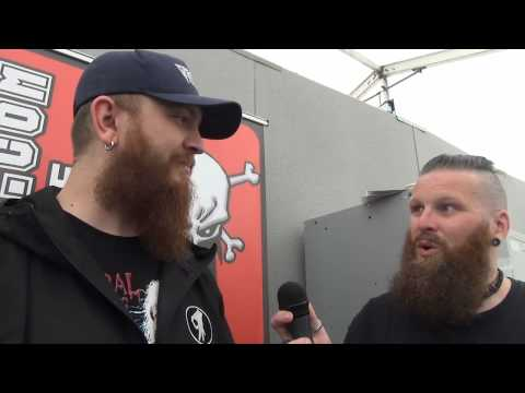 Killswitch Engage Interview Download Festival 2014