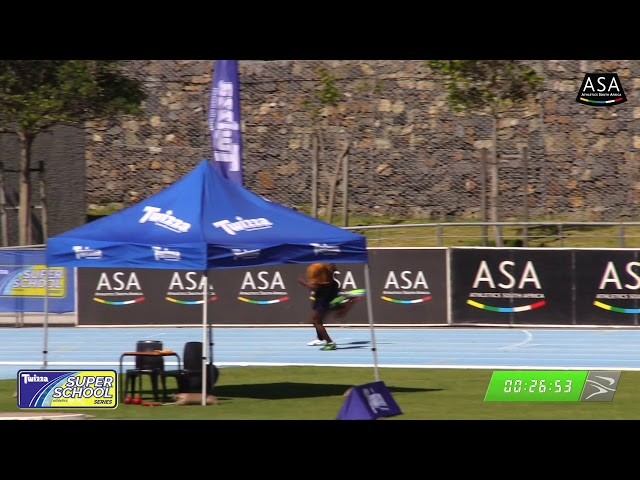 Boys u19 400m H1 - 2019 Twizza SuperSchoolSeries Greenpoint