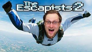 ЦЕЛЫЙ САМОЛЁТ ДЛЯ ОДНОГО МЕНЯ ► The Escapists 2 #14