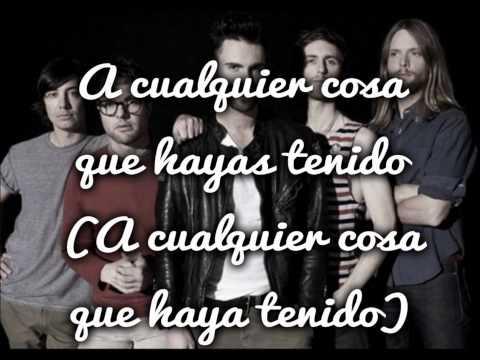Maroon 5  Kiwi Subtitulada al español