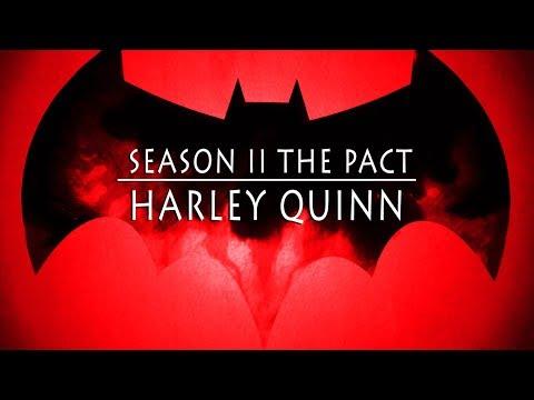 BATMAN Telltale Series SEASON II: The Pact Full Episode #BRUTALBAT
