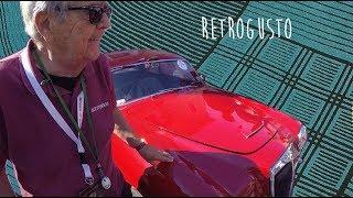Lancia Aurelia B20 - Un Gentleman Driver e la sua Rossa.