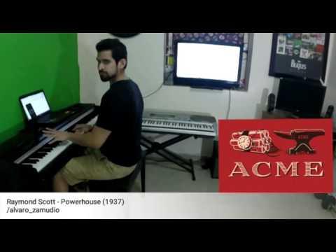 Raymond Scott - Powerhouse (1937) 💣💥 ACME theme