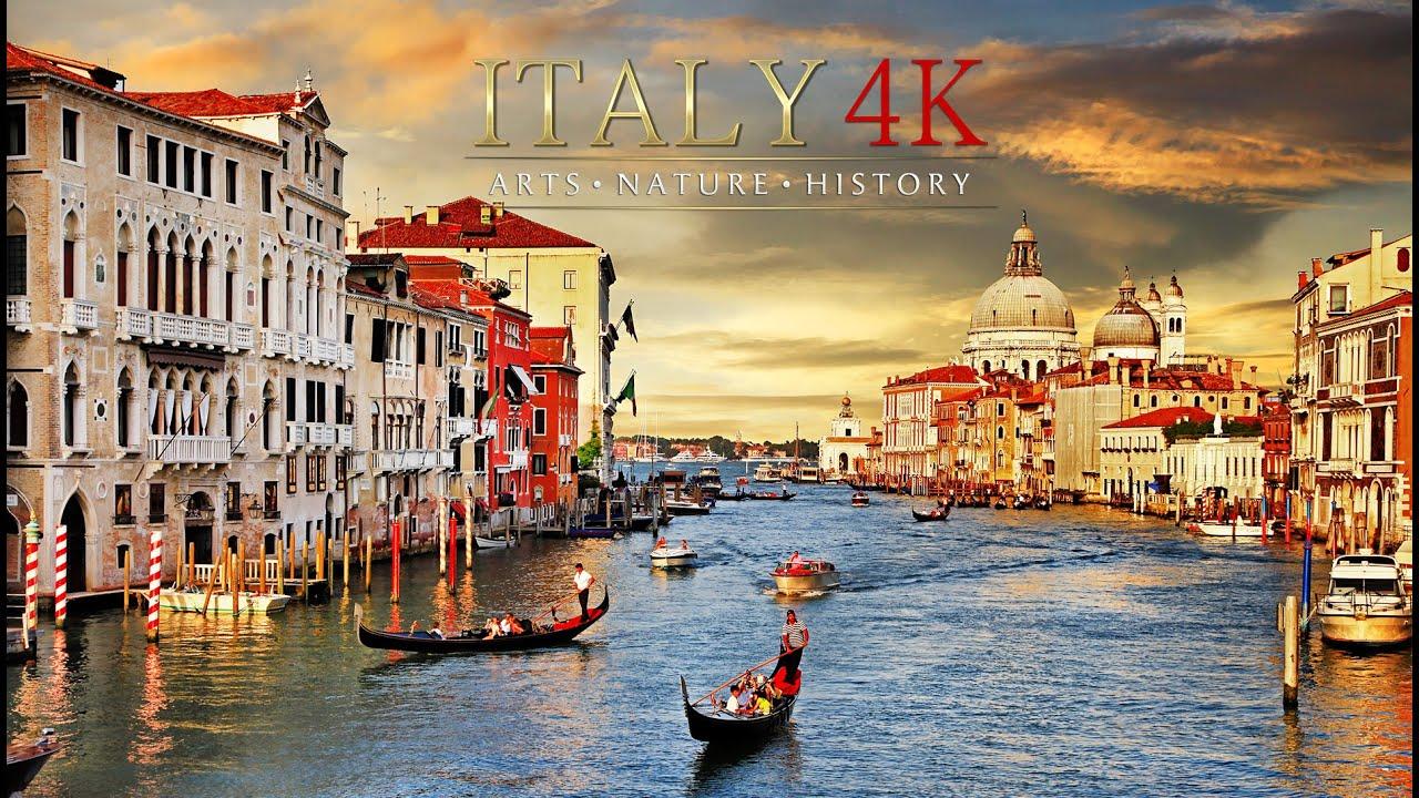 4K Italy Film Trailer (HD 50p version) - YouTube