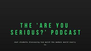Bu 'Ciddi Misin?' Podcast - (Karikatür Düğün, Cenin Yiyecek ve Scientology) Ep.3