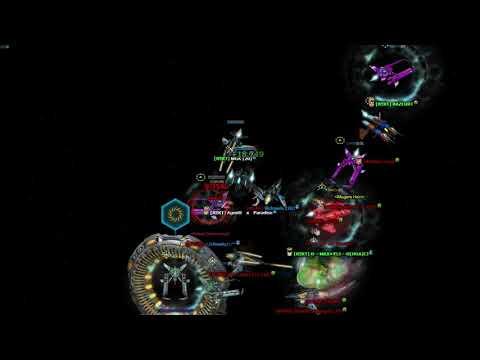 Darkorbit GE5 L Midnight Fight L ЯΞΚΤ Vs UNS