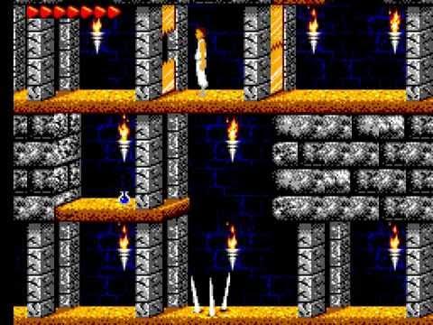 Prince of Persia Longplay (Game Gear) [60 FPS]