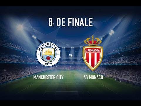 Смотреть онлайн Монако - Манчестер Сити прямая трансляция