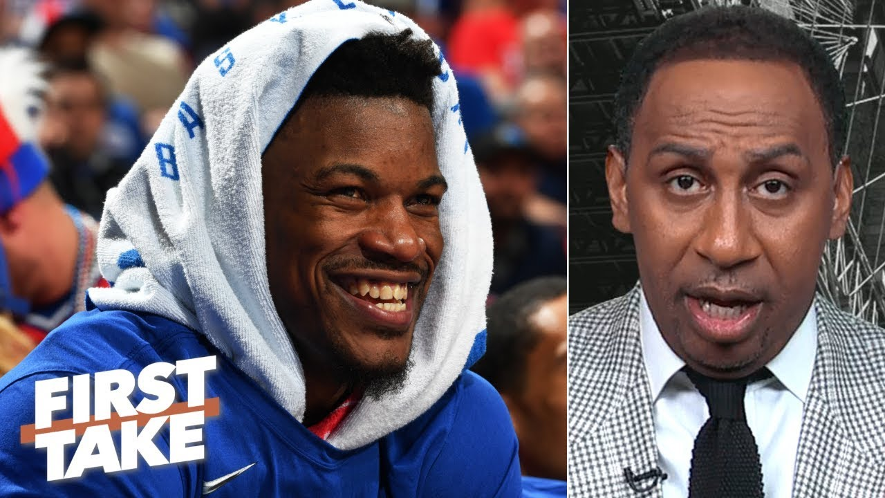 Jimmy Butler needs to be the 76ers' No.1 option – Stephen A. | First Take