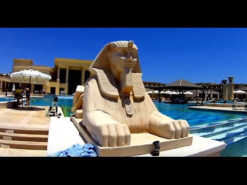 Отель Шератон Египет Сома Бей 2016 Обалденный пляж. Лучезарное море