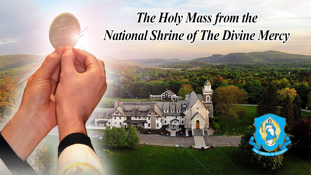 Download Fri, Oct 22 - Holy Mass from the National Shrine