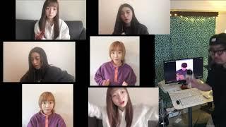 """WEB番組『モクベン』で音楽を勉強している""""うた3""""のメンバーと、先生の村カワ基成さんの4人で、星野源さんの『うちで踊ろう』を演奏しました! 番組内ではZoomを使って ..."""