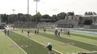 nxt lacrosse highlights carson white 2015 goalie