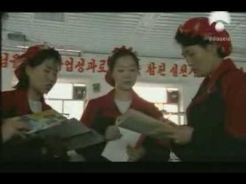 Un día en la vida de Corea del Norte (Documental)