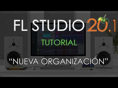 FL STUDIO 20.1 | ¿Qué hay de nuevo? - ¡NUEVA ORGANIZACIÓN!