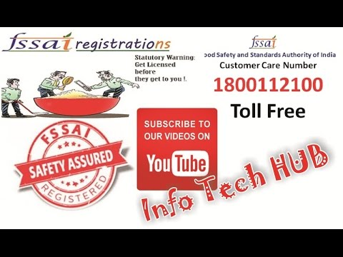 how to apply for a food license fssai registration basics info in hindi