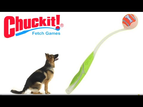 Chuckit! Pro 25 with Max Glow Grip from Petmate