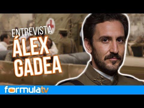 Álex Gadea confiesa cómo vive el éxito de 'El secreto de Puente Viejo' en Italia