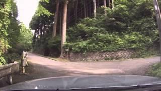 20130629【車載カメラ】K350・栃屋谷線・双沢線・子の山線