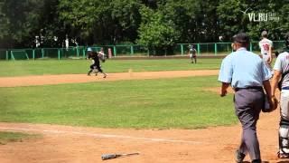 VL ru Первенство России по бейсболу