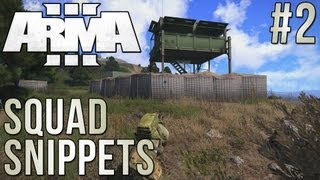 ArmA 3 Wasteland - Squad Snippets #2