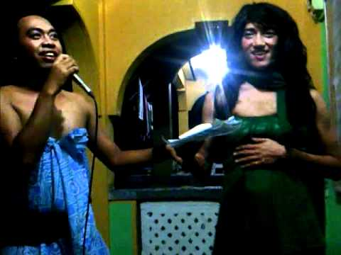"UEDC RNR GALERA 2012 PETRUM TALENT 3 -""KAIN BUBOG!"" , ""IMPEACHMENT SURVEY"" AT ANG ""MONOLOGUE!"""