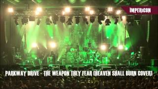 Parkway Drive - The Weapon They Fear (Heaven Shall Burn Cover) (Official Teaser)