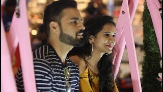 Best Romantic Marriage Proposal Ever | Manish & Jyoti | Flash Mob | Orion East Mall| Bangalore