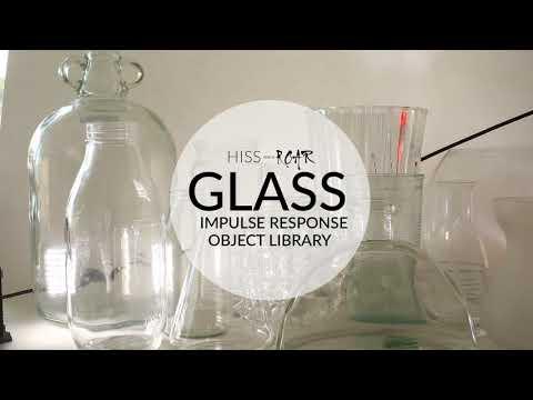 HISSandaROAR GLASS Impulse Response Library