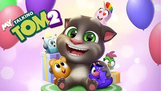 My Talking Tom 2 Android Gameplay #1