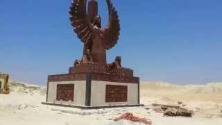 شاهد الشكل النهائى لتمثال الحرية