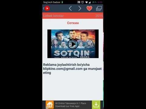 Uzbek Media android dasturi
