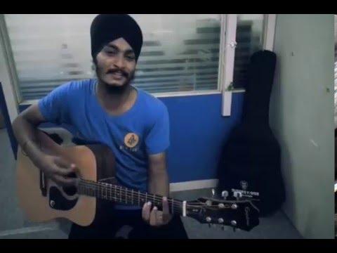 Aye Dil Bata Arijit Singh Guitar Cover