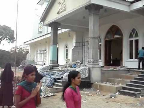 ST  FRANCIS  XAVIER CHURCH ALUVA 07102012 Video By HYGNES JOY PAVANA MOV02182