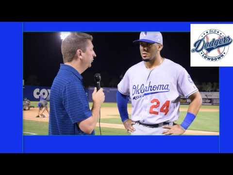 Post Game Chats - Edwin Rios - Dodgers Prospect