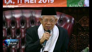 Download Video Ma'ruf Amin Buka Puasa Bersama Pengurus Pusat ISNU MP3 3GP MP4