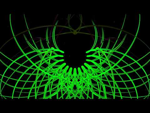Oleander - Music by Bluetech, Visual Music by Chaotic
