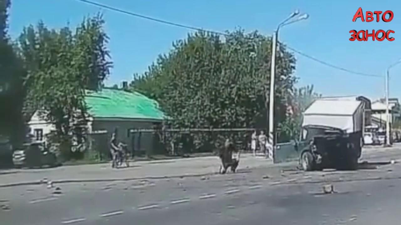 Страшное дтп и авария.