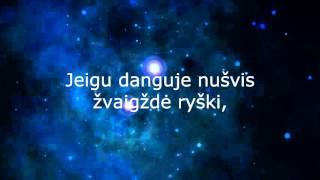 Gerda - Jau toli ( žodžiai )