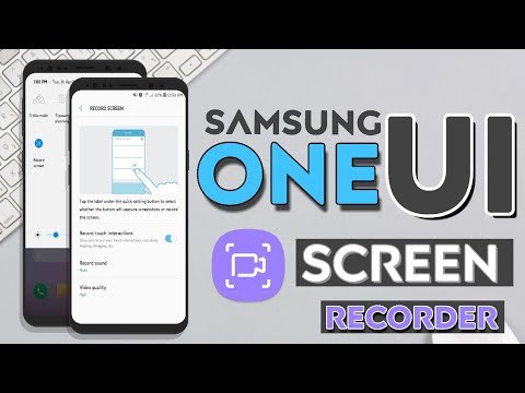 Samsung_Phones_One UI | Screen Recorder App | For All Galaxy Phones | Download & Install