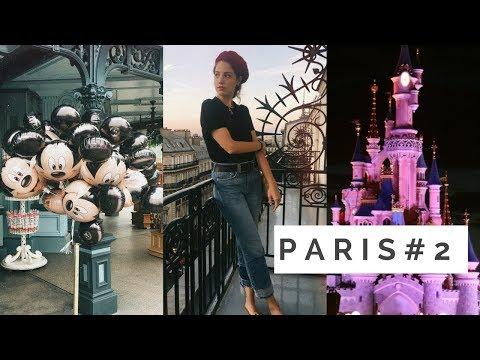 PARİS 2.BÖLÜM   Disneyland, Parizyen Olduk, Dönemedik!