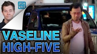 Vaseline High Five Prank!